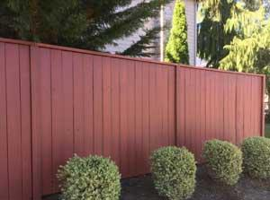 fence contractor Vancouver WA