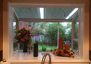 Window<br />Installation